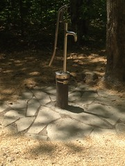 wellhead at Humble Hearth