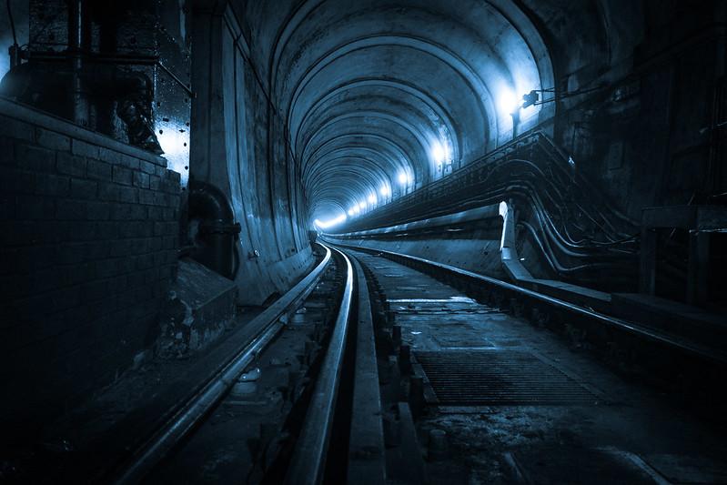 Thames Tunnel Trip-11