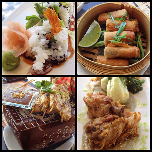 Pan-Asian Tasting Menu at Coast Kamloops Hotel