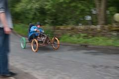 Greenhaugh Bogie Race
