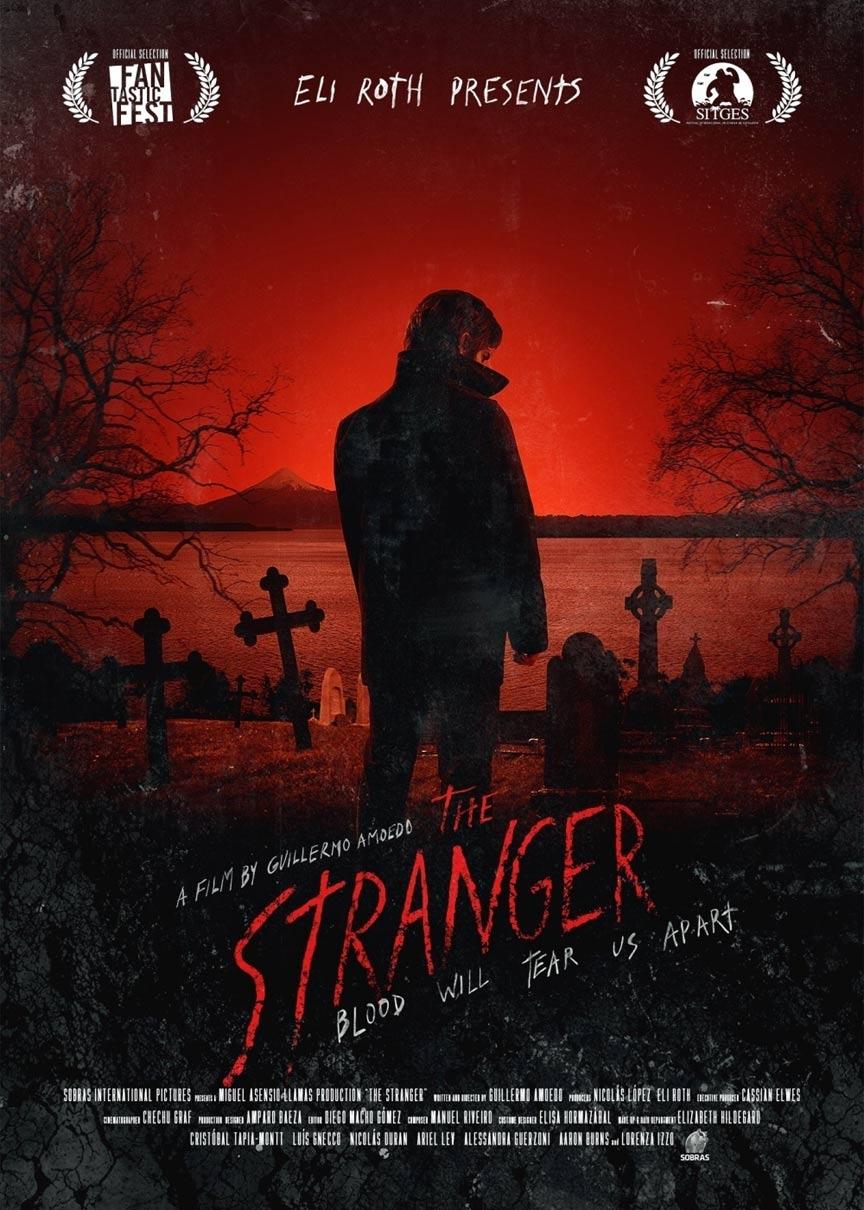 Đại Dịch Khát Máu - The Stranger (2015)