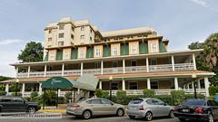 The Edwinola Hotel in Dade City, Florida.