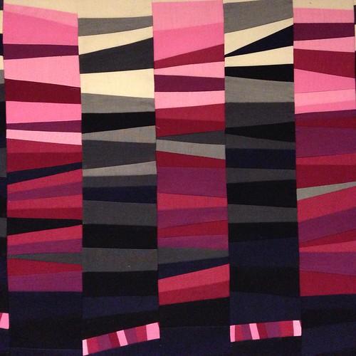 Dianne's Fireweed colourway work