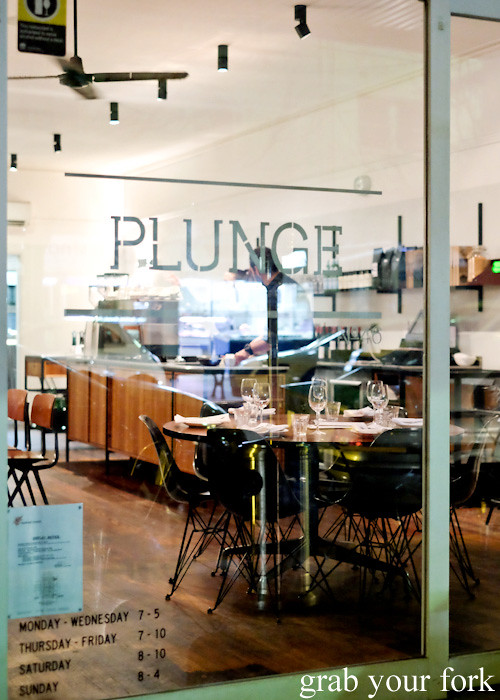 David Tsirekas' Perama pop up at Plunge 46, Summer Hill