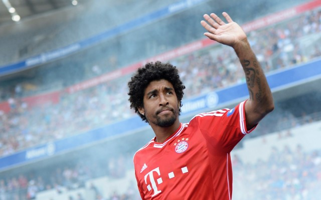 Via Twitter, Dante agradece passagem pelo Bayern