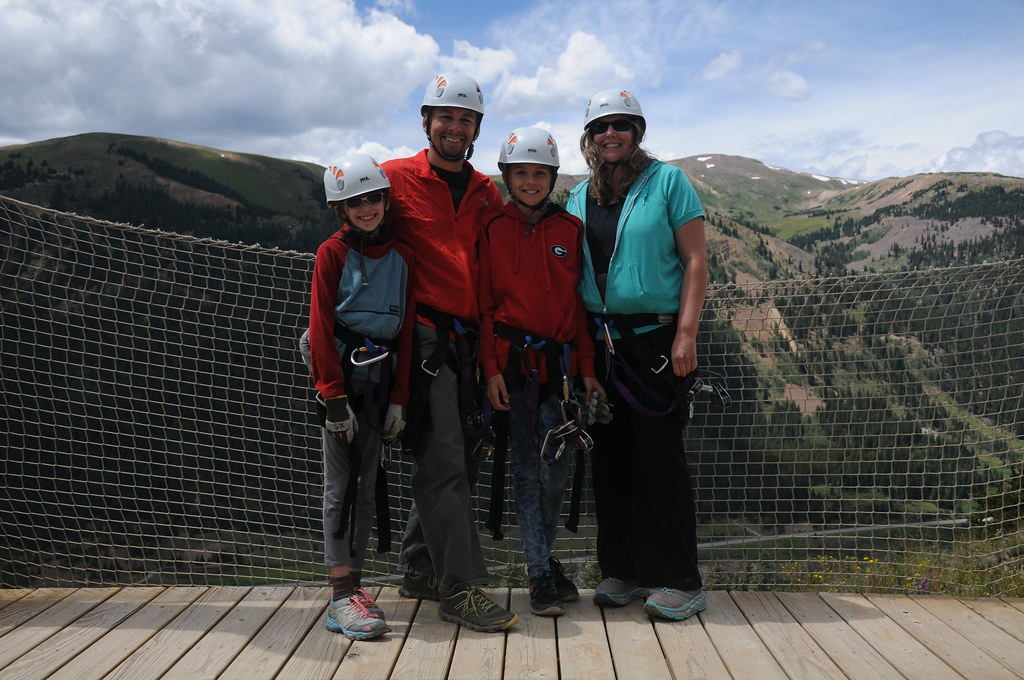 Leadville Zip Lines 2015