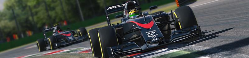 iRacing Mclaren F1