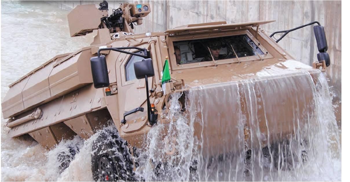 الصناعة العسكرية الجزائرية ... مدرعات ( فوكس 2 ) - صفحة 6 33283904092_749e71338f_o