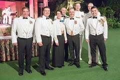 Seabee Ball 2017 - Leadership in attendance