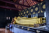 Sshhhhhh! Buddha is Half Asleep at Wat Chedi Luang