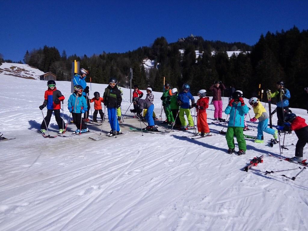 Skitraining 2017