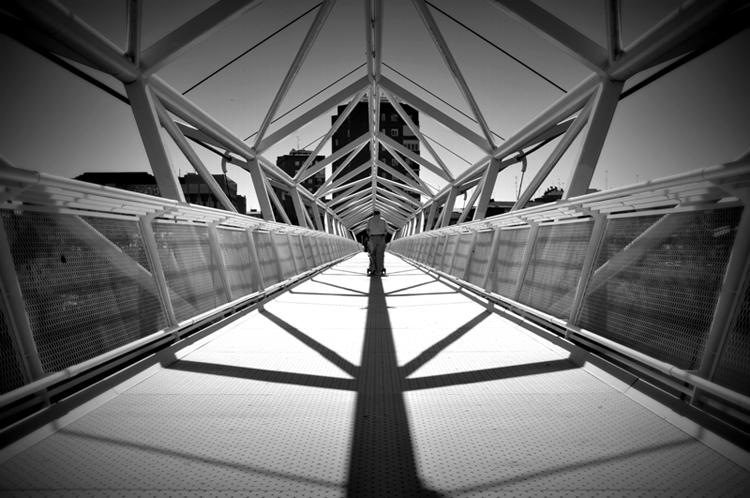 Fotografia em Palavras: Simetria