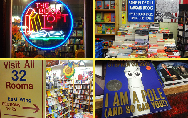 book loft columbus shopping