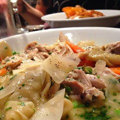 Calliope, Pappardelle with Rabbit, East Village, N…