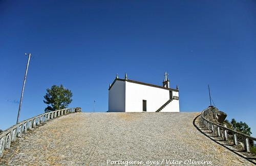 Capela do Senhor dos Aflitos - Torre do Pinhão - Portugal