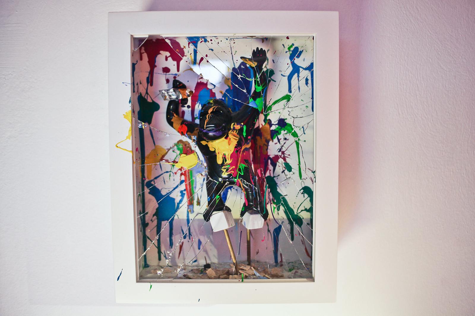 Millerntor Gallery Streetart Holzweg