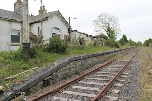 Castletown Station.
