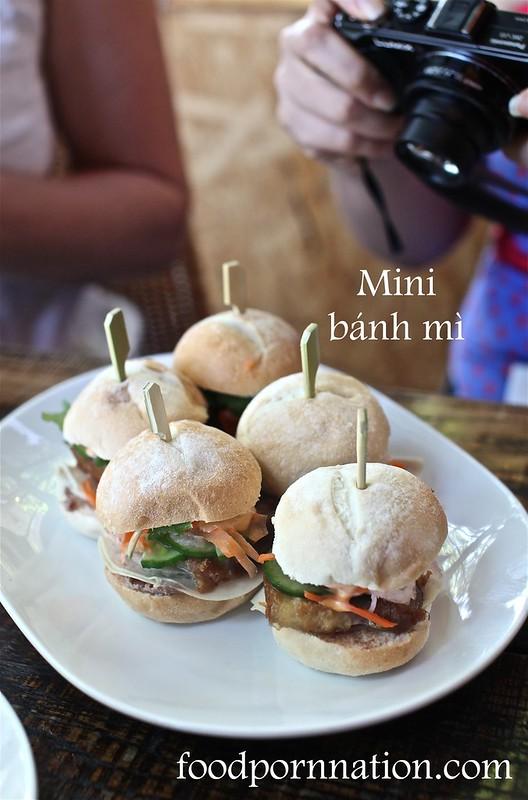 Mini bánh mì