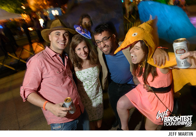 The-Knocks-at-National-Geographic-125th-Party---50