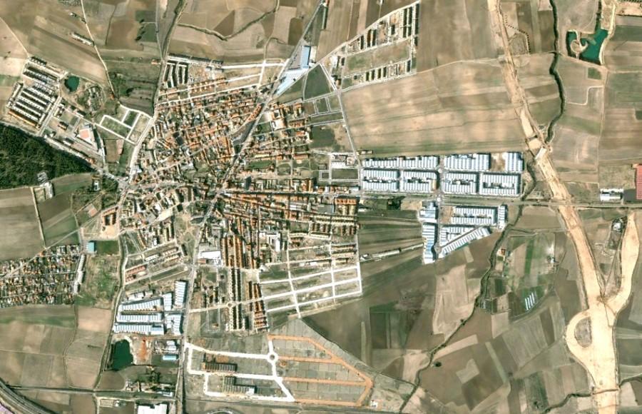 Yuncos, Toledo, Toletum, Peticiones del Oyente, antes, urbanismo, planeamiento, urbano, desastre, urbanístico, construcción