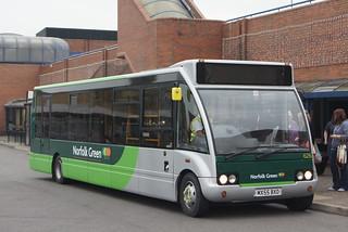 Norfolk Green 626 MX55BXO (c) David Bell