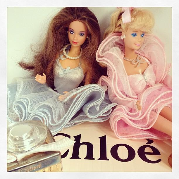 Perfume Pretty Barbie: Le Petit Nuage Rose