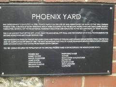 Photo of Black plaque number 12829
