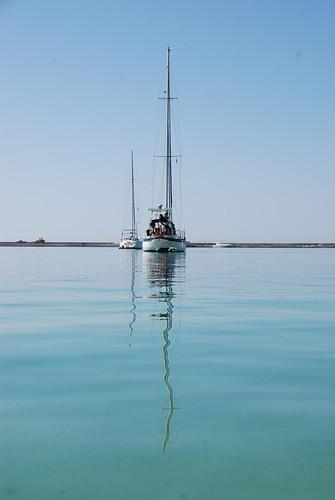 Rematiki beach, Pythagorio