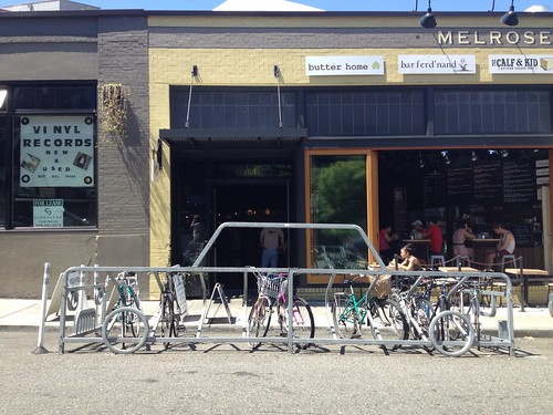 seattle bike car corral