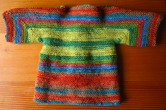 Baby Surprise Jacket II