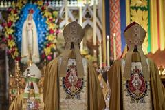 JMJ 2013: Arzobispo de Madrid visita Heraldos del Evangelio