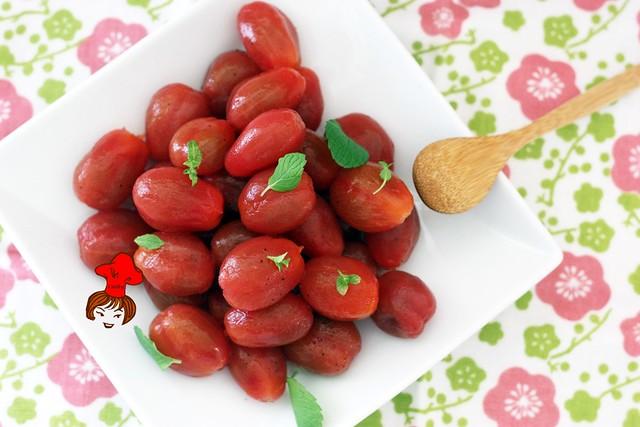 冰茄梅人 Plum tomato 4