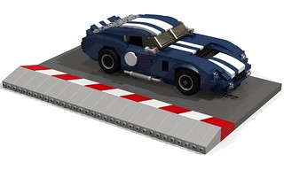 Shelby Daytona Racer - Revisted