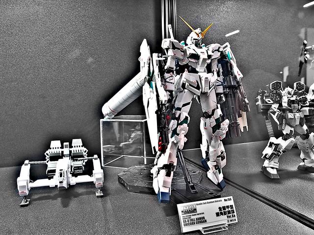 全裝甲型 獨角獸鋼彈