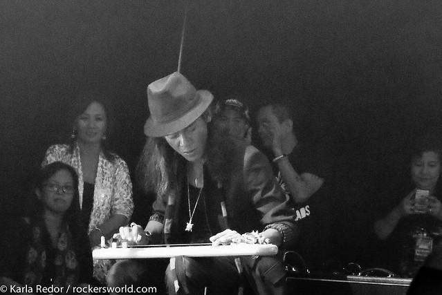 Marcus Adoro 2 - Eraserheads 2013 Singapore