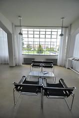 Bauhaus and master's houses