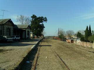 Ramal R48, Ferrocarril Roca