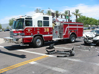 Phoenix Fire E38, Arizona