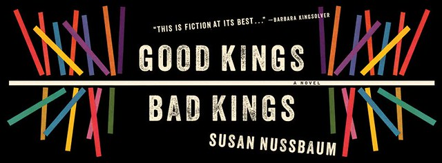 The cover of Good Kings Bad Kings