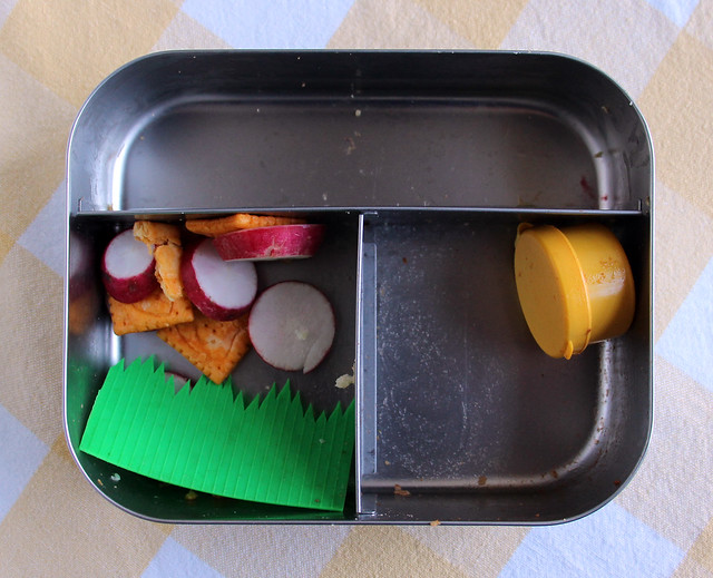Big Kid Bento #785: after