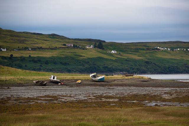 Dead Boats - Isle of Skye