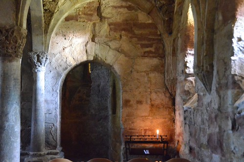 Memleben (Saxe-Anhalt), crypte de l'abbatiale - 06