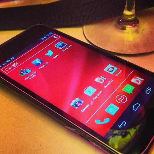 En el lanzamiento de la red 4G LTE de Digitel