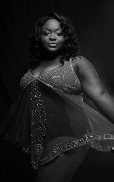 Actress Roselyn Ngissah goes naughty