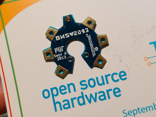 Open Hardware Summit 2013