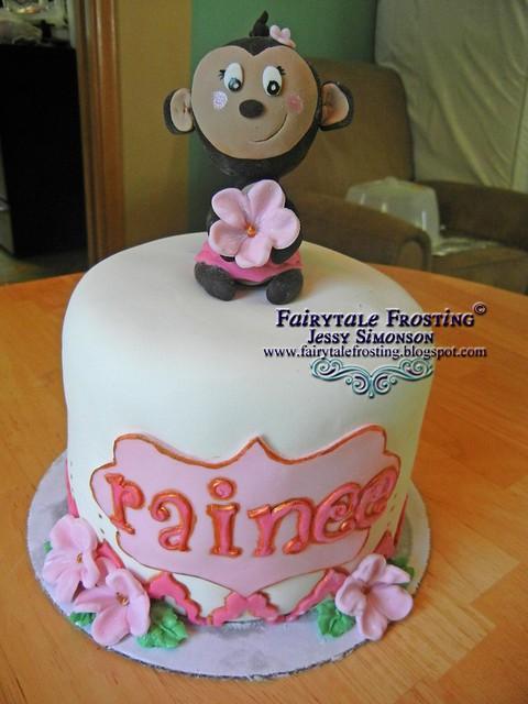 BLOG Monkey Cake