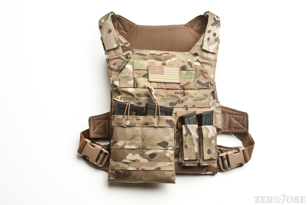 Grey Ghost Gear Minimalist Plate Carrier Discussion