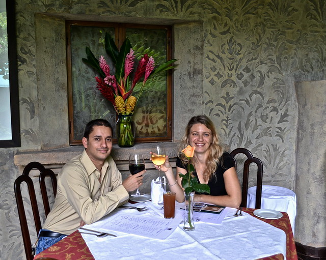 Romantic Birthday Lunch - Panza Verde