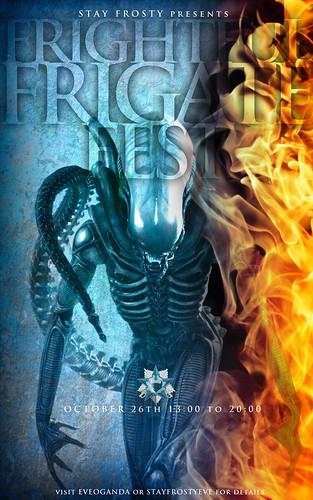 Stay Frosty Frightful Frigate Fest