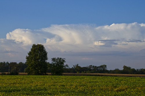 cloud thunderstorm anvil